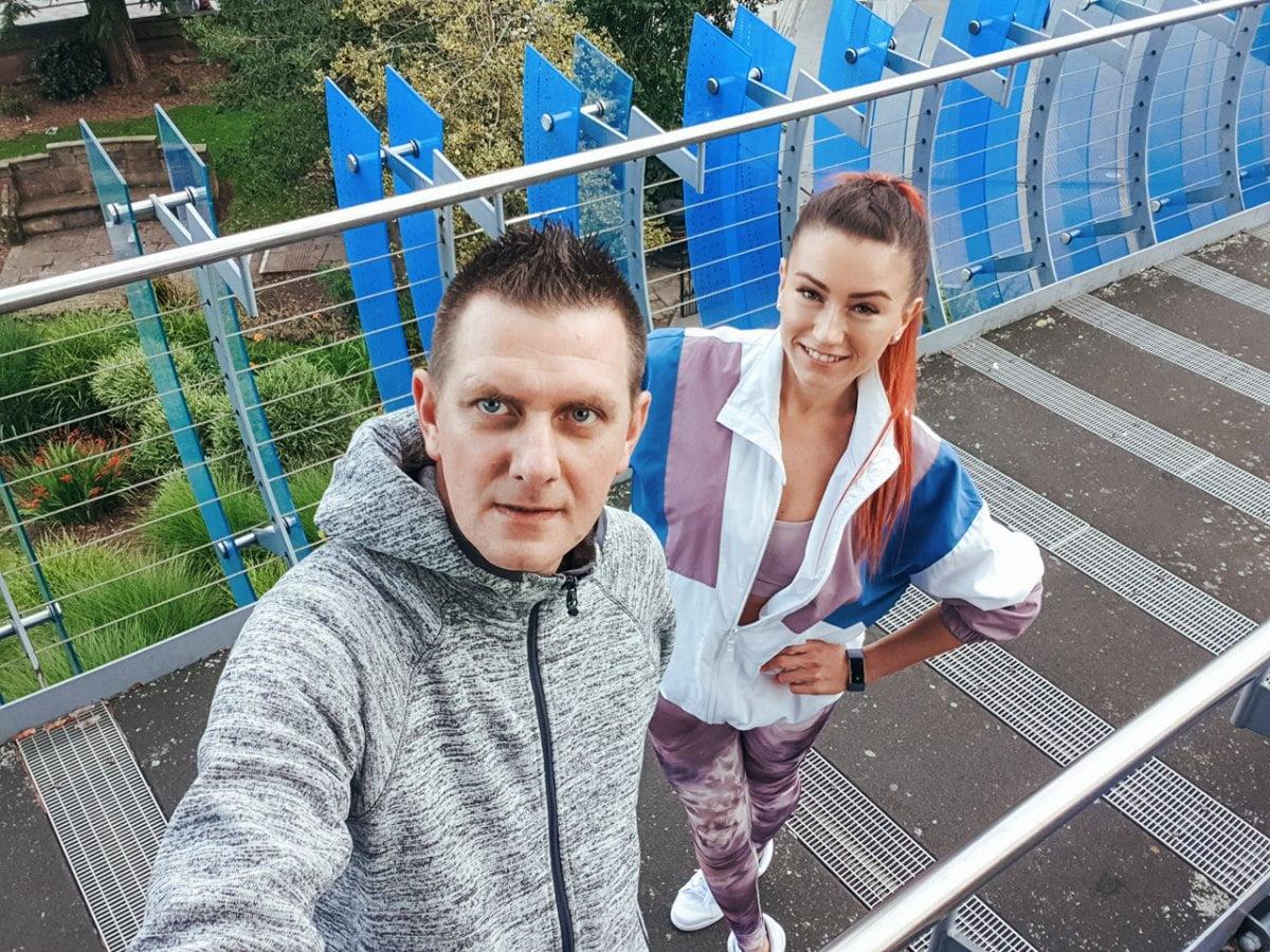 sesja fitness nicole coventry selfi 1